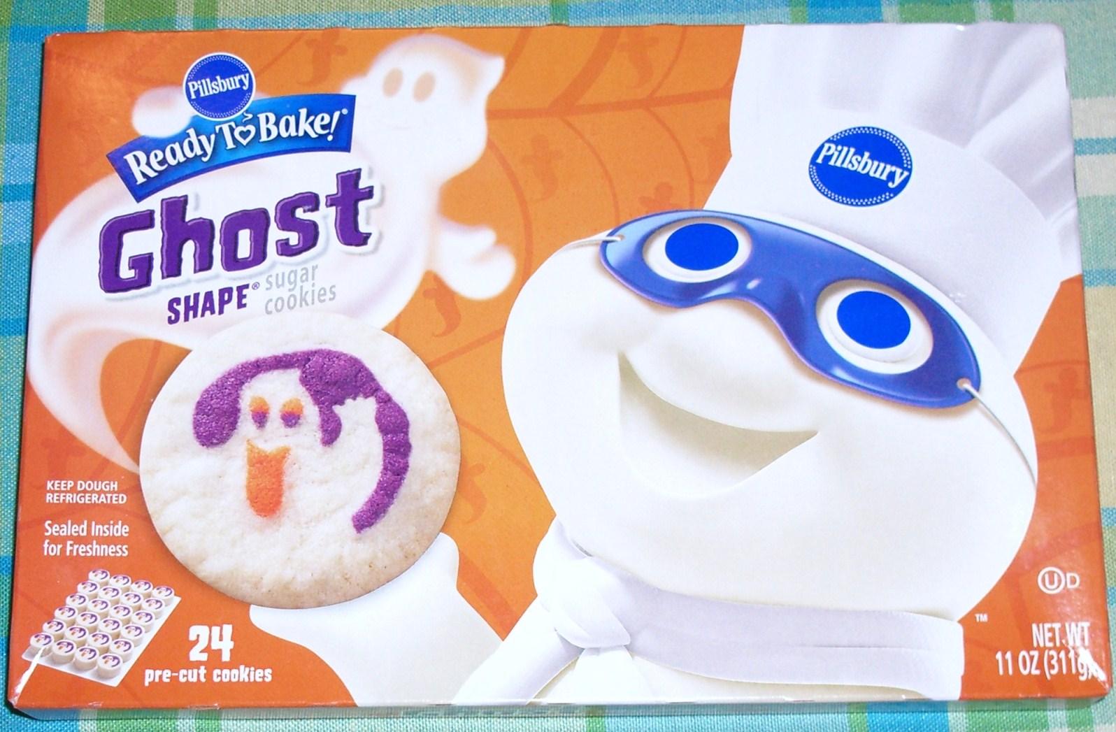 pillsbury halloween cookies