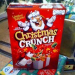 Christmas Crunch 2013 (Front)