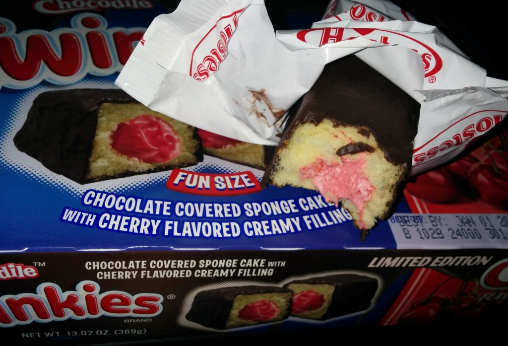 Cherry Chocodile Filling