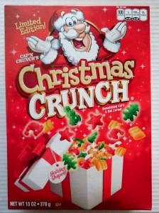 Christmas Crunch 2014!