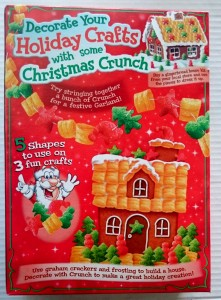 Back of Christmas Crunch 2014